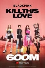 KTL MV - 600M Views Poster