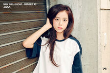 New Girl Group Member 3 Jisoo Debut Promo Picture 7