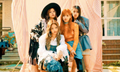 BLACKPINK for NYLON Japan September 2017 Issue 2