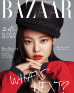 Jennie for Harper's Bazaar Korea 2018