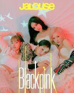 BLACKPINK for Jalouse China September 2019 5