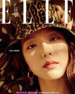 Jisoo for ELLE Korea Issue December 2019 2