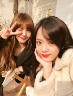 Lisa and Jisoo Insta Update Nov 25, 2017 (3)