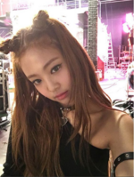 Jennie Boombayah Behind The Scenes