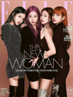 BLACKPINK for Elle Magazine 2