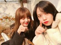 Lisa and Jisoo IG Update 251117