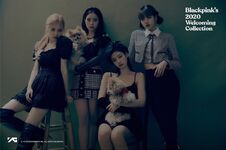 BLACKPINK for 2020 Welcoming Collection