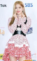 Rosé IG Update 181227 SBS Gayo Daejun Red Carpet