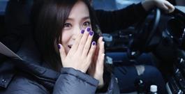 Jisoo leaving Inkigayo 21