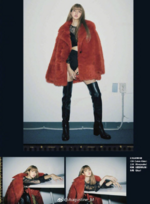 Lisa for Grazia China October Issue 2018 2