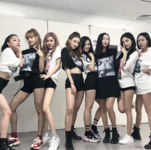 YG Dancer IG Update with BLACKPINK 180725