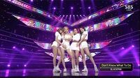 BLACKPINK - 'Don't Know What To Do' 0407 SBS Inkigayo