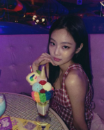 Jennie IG Update 180706
