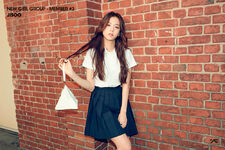 New Girl Group Member 3 Jisoo Debut Promo Picture 5
