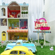 Jentle Home Pop Up Store