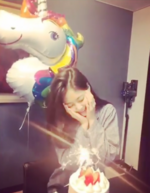 Jennie's Birthday IG Update 160118 6