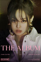 The Album Jennie Teaser Poster 2
