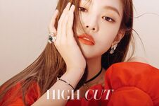 Jennie for High Cut