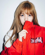 Lisa for xgirljp × n nona9on collaboration