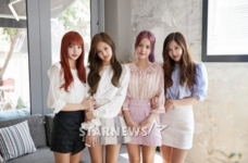 BLACKPINK for Star News Interview 2
