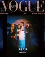 BLACKPINK x VOGUE KOREA MGZ MARCH 2020 ISSUE