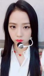 Jisoo Music Core 120817 IG Update