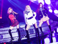 BLACKPINK PWF November Inkigayo