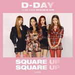 BLACKPINK Square Up Day Teaser Image