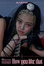 Jennie How You Like That 3rd Teaser