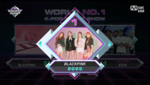 BLACKPINK MCountdown DDDD win 180628