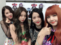 BLACKPINK YGEX Staff Twitter Update
