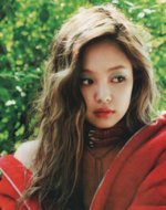 Jennie for NYLON Japan September 2017 Issue