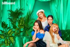 BlackpinkXBillboard - March 2019 Edition 2