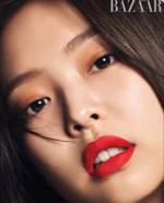 Jennie for Harper's Bazaar Korea 2018 3