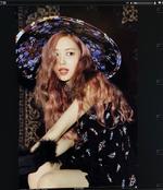 Rosé for Dazed Korea IG Update 180814