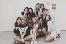 BLACKPINK with YG Staff Japan Arena Tour 2018 Day 2 180725