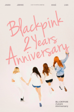 BLACKPINK 2nd Anniversary 180808 2