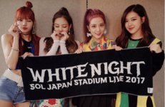 BLACKPINK at Taeyang's White Night Concert Japan Day 2 080817 3