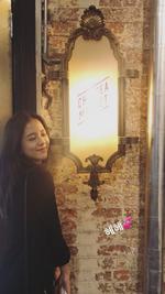 Jisoo IG Story Update 180911