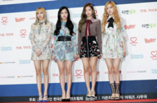 Black Pink Gaon Chart Awards 2017