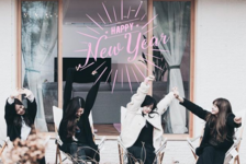 BlackPink House IG Update 010118