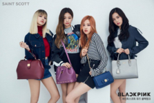 Black Pink Saint Scott 2