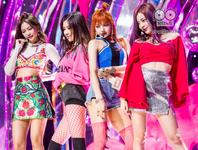 BLACKPINK AIIYL SBS Inkigayo Comeback Stage 3