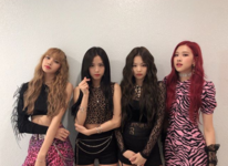 BLACKPINK IG Update 180701