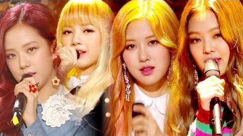 《Comeback Special》 BLACKPINK (블랙핑크) - STAY @인기가요 Inkigayo 20161106