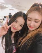 Ryeon89 IG Update with Jisoo 180827