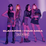 BLACKPINK BLACKPINK In Your Area CD+DVD cover art