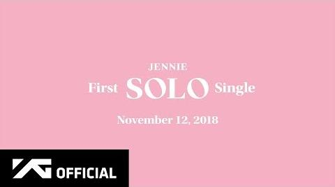 JENNIE - 'SOLO' TEASER VIDEO