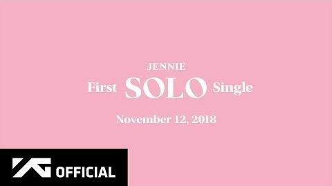 JENNIE - 'SOLO' TEASER VIDEO