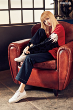 Lisa Club C Photoshoot 2